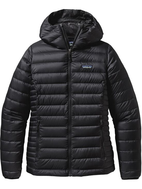 Patagonia W's Down Sweater Hoody Black